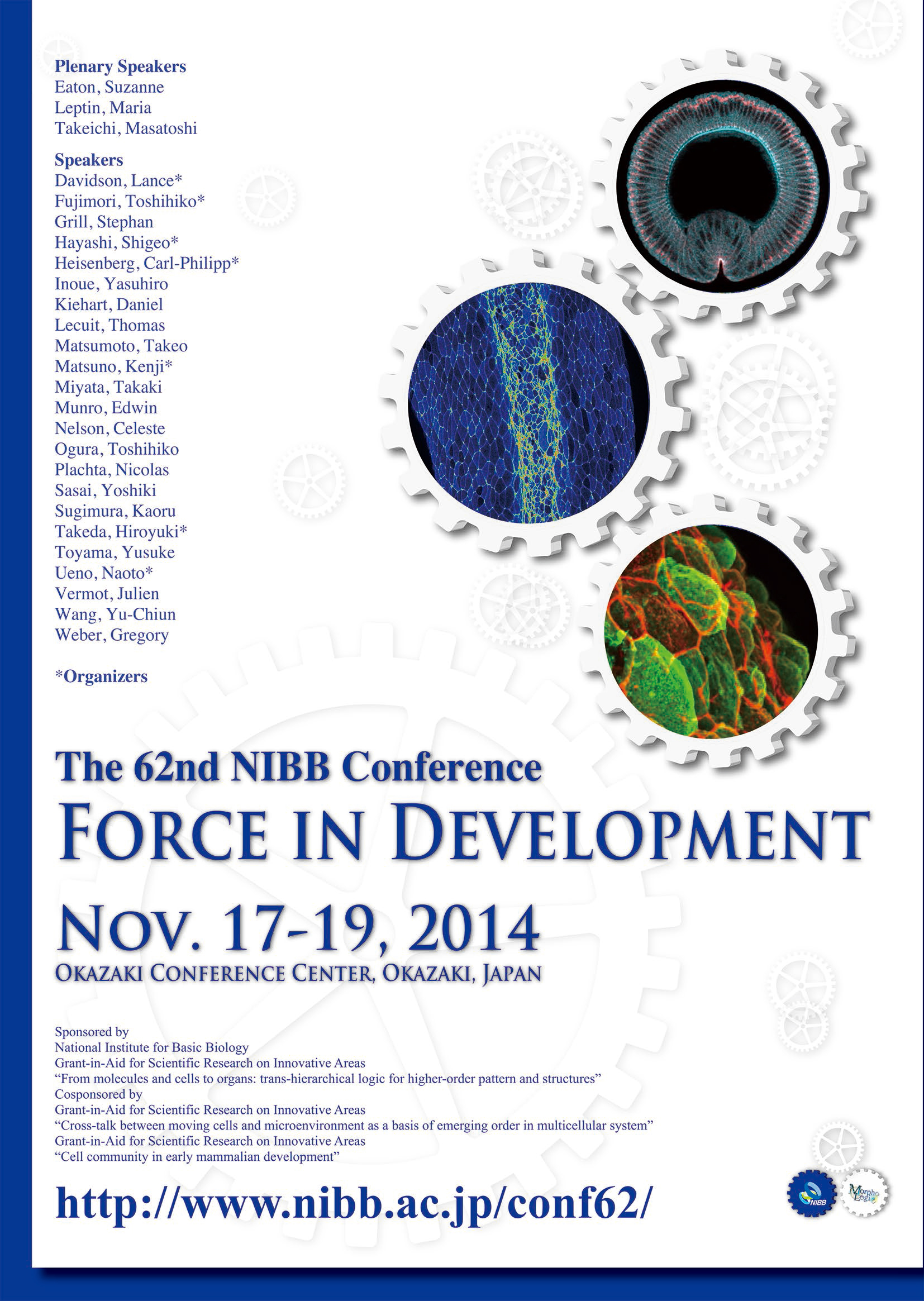 The 62nd NIBB Conference