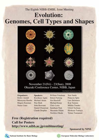 Evolution: Genomes, Cell Types and Shapes