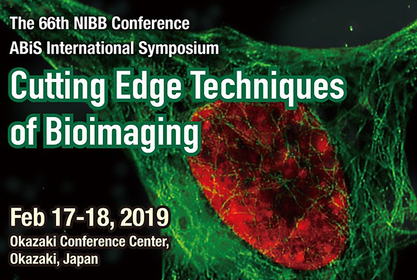 The 66th NIBB Conference / ABiS International Symposium